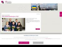 dbb-hamburg.de Webseite Vorschau