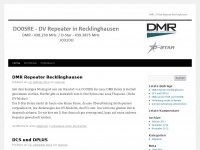 do0sre.de Webseite Vorschau