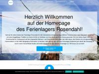 ferienlager-rosendahl.de