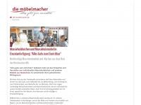 die-moebelmacher.de Webseite Vorschau