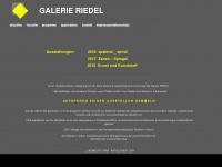 galerieriedel.de