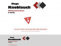 knoblauchbau.de