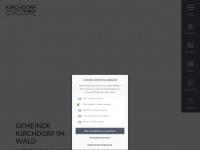 kirchdorf-im-wald.de Webseite Vorschau