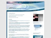 amagosa.de Webseite Vorschau