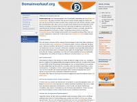 domainverkauf.org