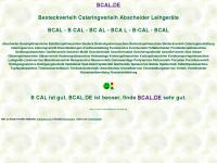 bcal.de