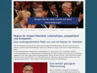 Redner-hubert-steinfeld.de