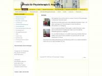 physio-neuhermsheim.de Webseite Vorschau