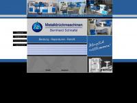 metalldrueckmaschinen.de