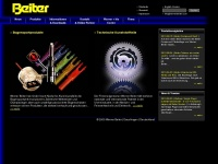 wernerbeiter.com Webseite Vorschau