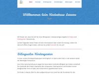 kinderhaus-laterne.de Webseite Vorschau