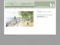 k1-berlin.de Webseite Vorschau