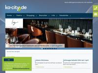ka-city.de Webseite Vorschau