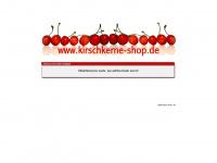 kirschkerne-shop.de Webseite Vorschau