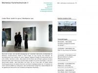 muthesius-kunsthochschule.de