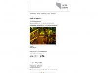 treppenhaus-of-modern-art.de Webseite Vorschau