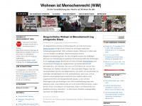 Wohnen-ist-menschenrecht.de