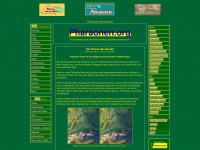 pharaonen.org Webseite Vorschau