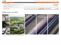 nmc-suisse.ch Webseite Vorschau