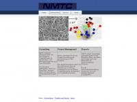nmtc.de Webseite Vorschau