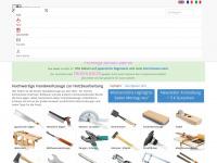 feinewerkzeuge.de Webseite Vorschau