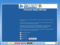 phono-service.de Webseite Vorschau
