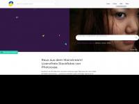 photocase.de Webseite Vorschau