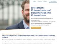 servicerating.de Webseite Vorschau