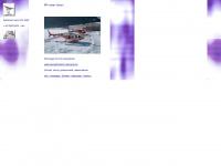 notarzt-helicopter.de Webseite Vorschau