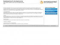 nudelmaschine.de Webseite Vorschau
