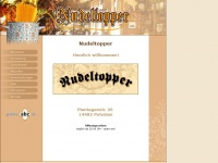 nudeltopper-babelsberg.de Webseite Vorschau