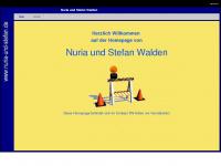 nuria-und-stefan.de Webseite Vorschau