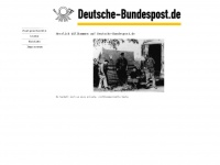 oberpostdirektion.de