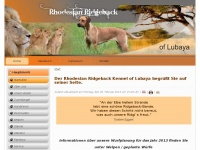 ridgeback-family.de