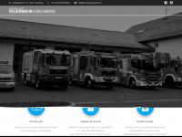 kirchberg-feuerwehr.de Webseite Vorschau
