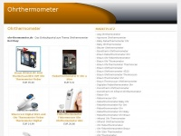 ohr-thermometer.de