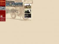 oif-racing.de Webseite Vorschau