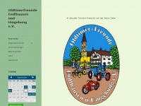 oldtimerfreunde-endlhausen.de Webseite Vorschau
