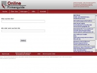Online-firmenguide.at