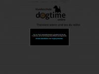 online-hundeschule.ch Webseite Vorschau