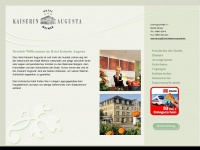 hotel-kaiserin-augusta.de