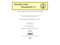 tierschutzverein-wesermarsch.de