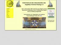 Orgelbau-verein-pasing.de