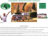 osnacamp.de Webseite Vorschau