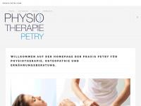 osteopathy.de Webseite Vorschau