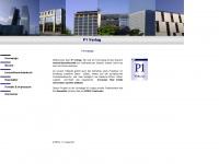 p1-info.de Webseite Vorschau