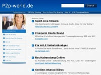 p2p-world.de Thumbnail