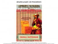 papagno.de Webseite Vorschau