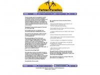 paradisoonline.de Webseite Vorschau