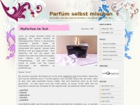 parfum-selbermachen.de